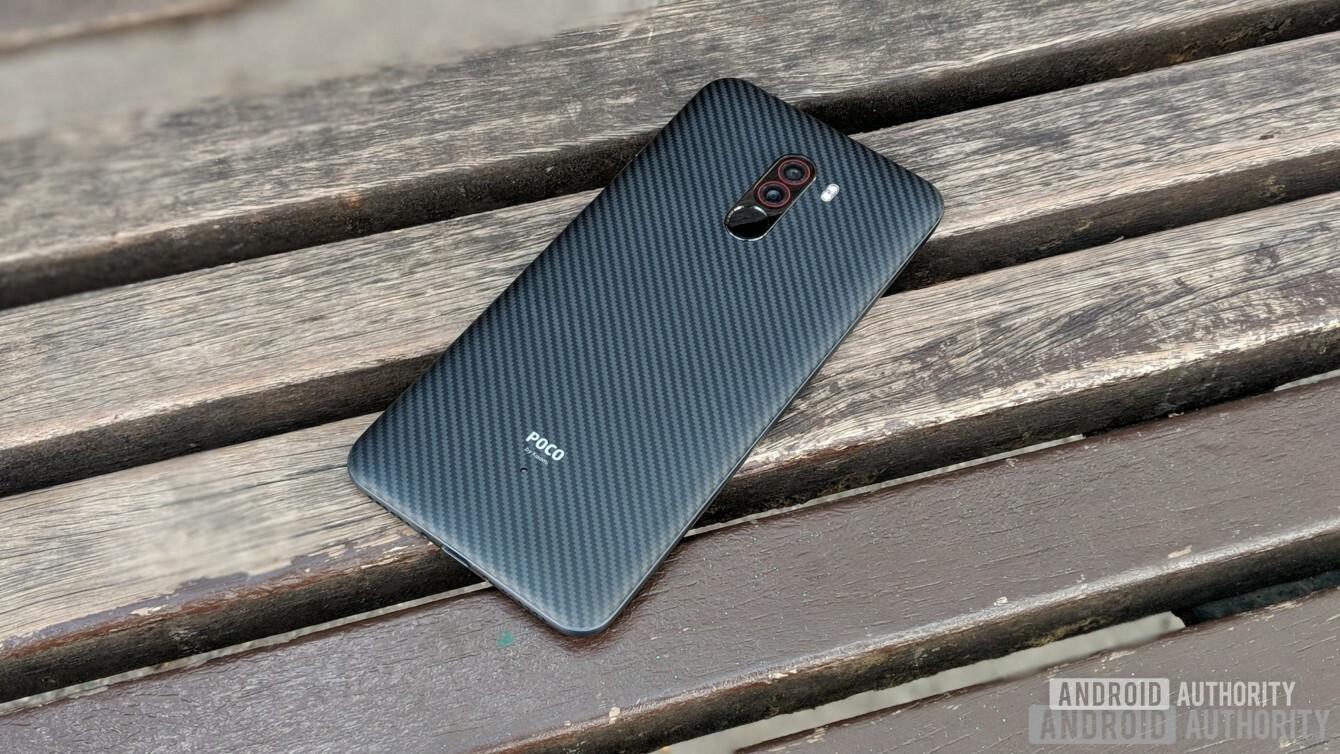 Xiaomi MI8: Xiaomi Mi 8 Vs Pocophone F1 Reddit