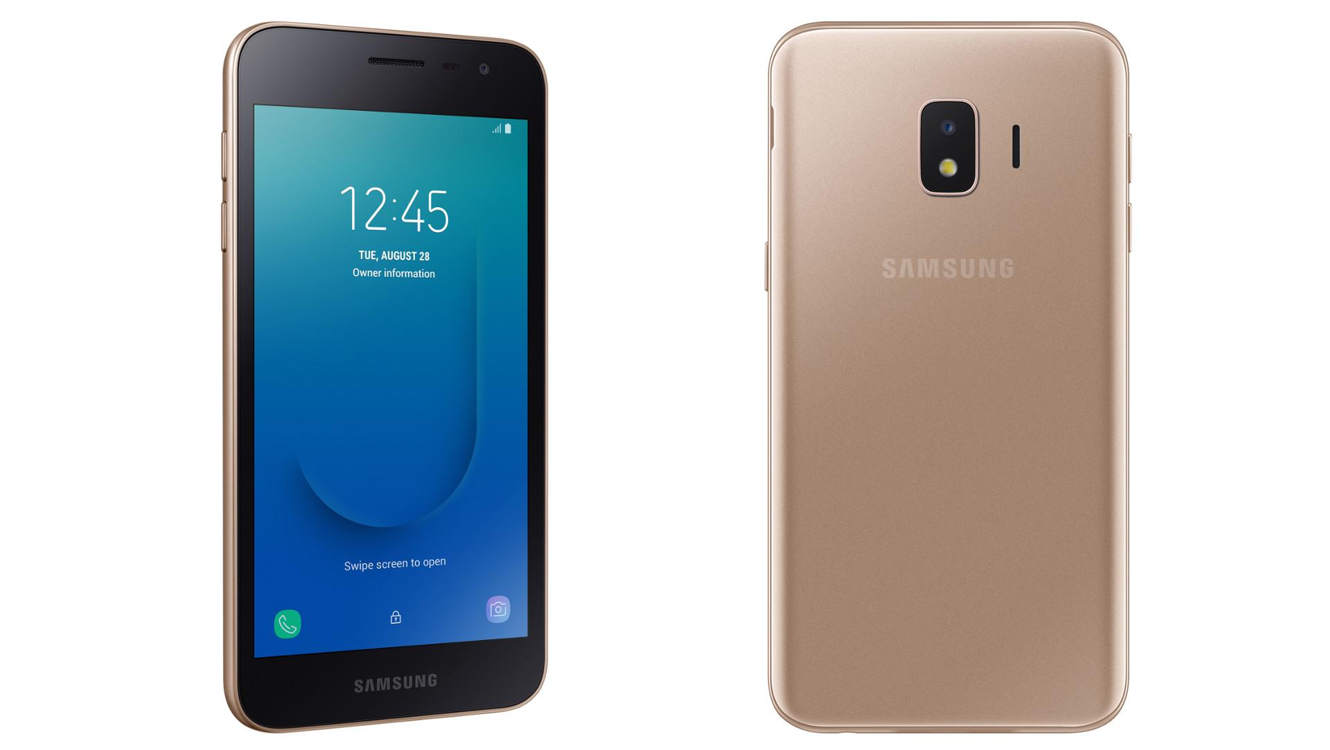 Samsung Galaxy J2 Core.