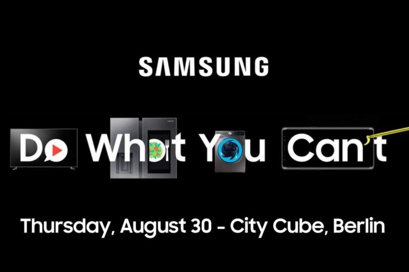 Samsung IFA 2018