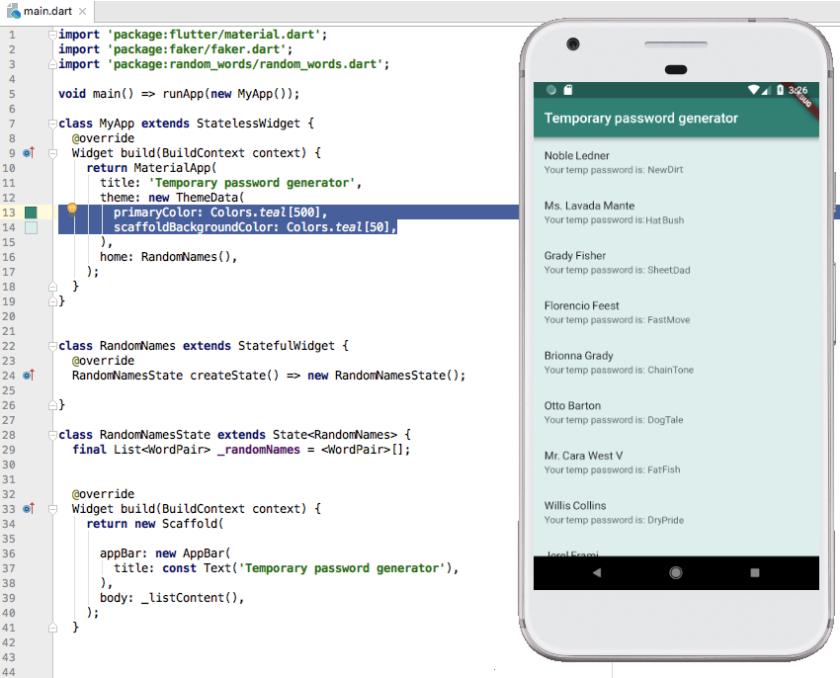 Flutter UI Toolkit: Creating a cross-platform, infinite scrolling