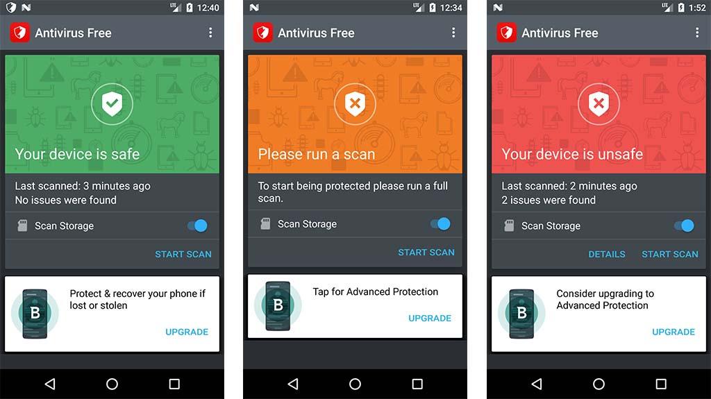 Bitdefender - best antivirus apps