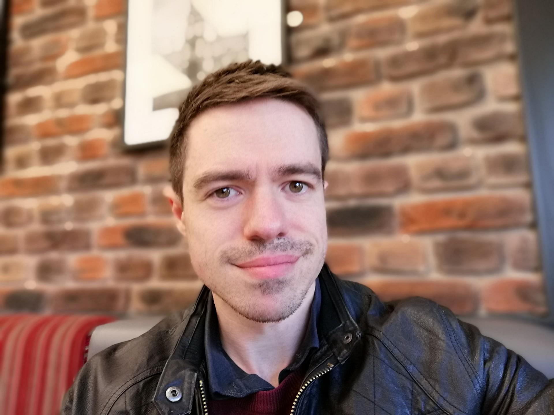 Huawei Mate 20 Lite Selfie Portrait Mode