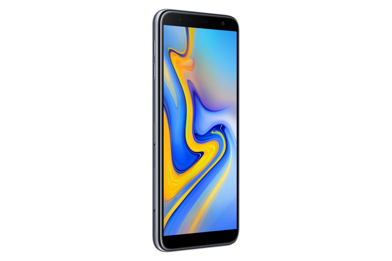 Samsung Galaxy J6 Plus Revealed With A Side Mounted Fingerprint Sensor