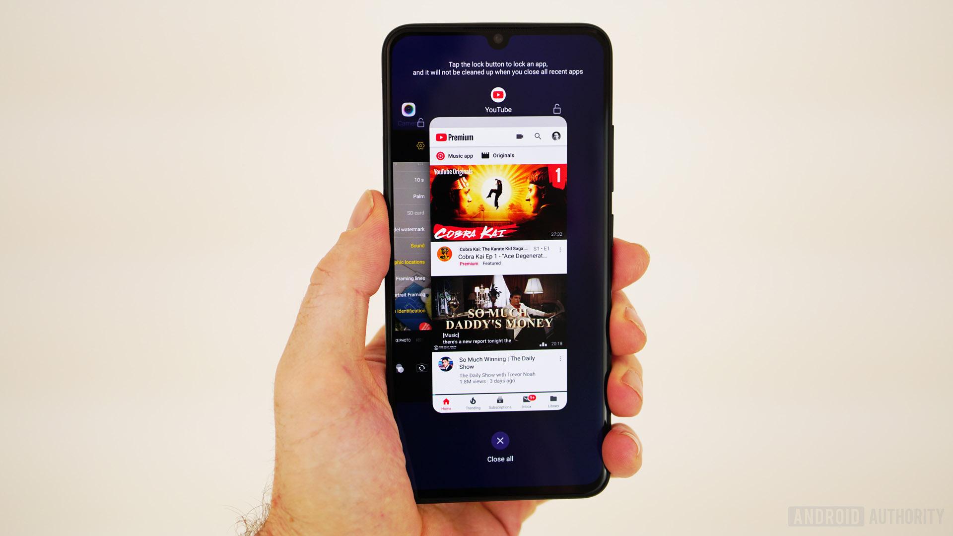 Vivo V11 review - app overview