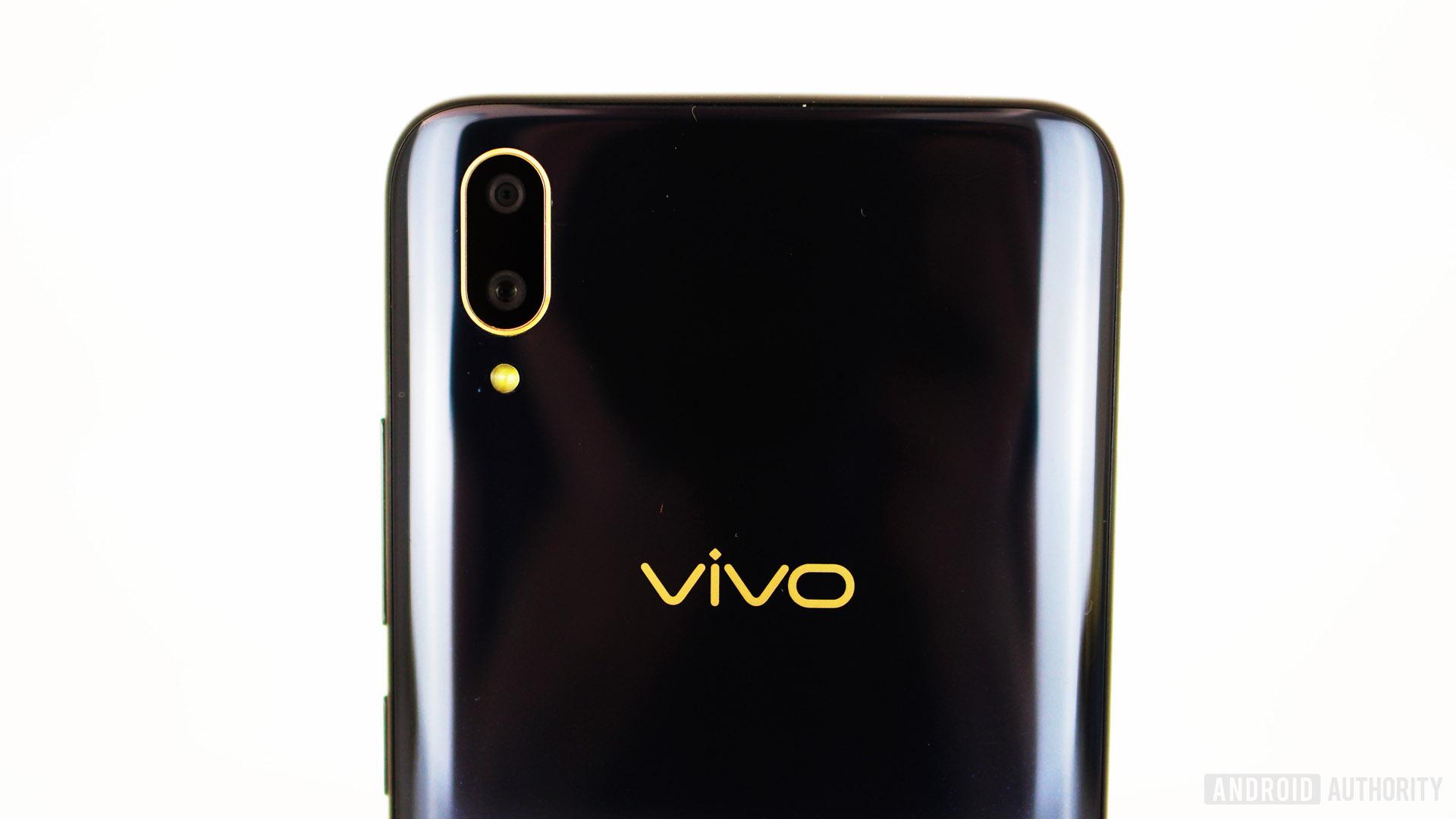 Vivo V11 review - camera
