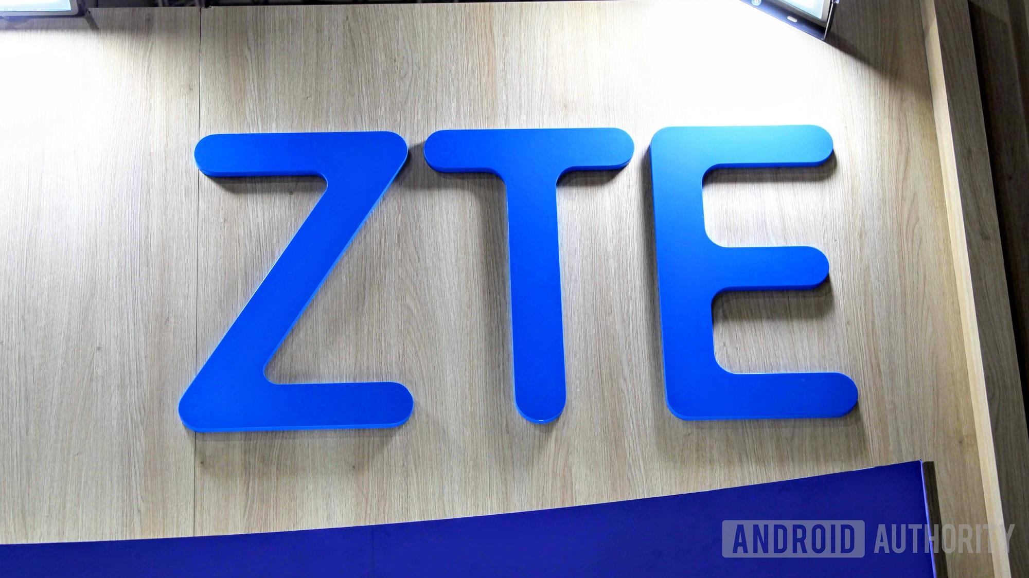 ZTE logo from IFA 2018.