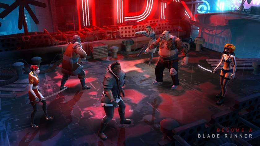 Blade Runner 2049 game