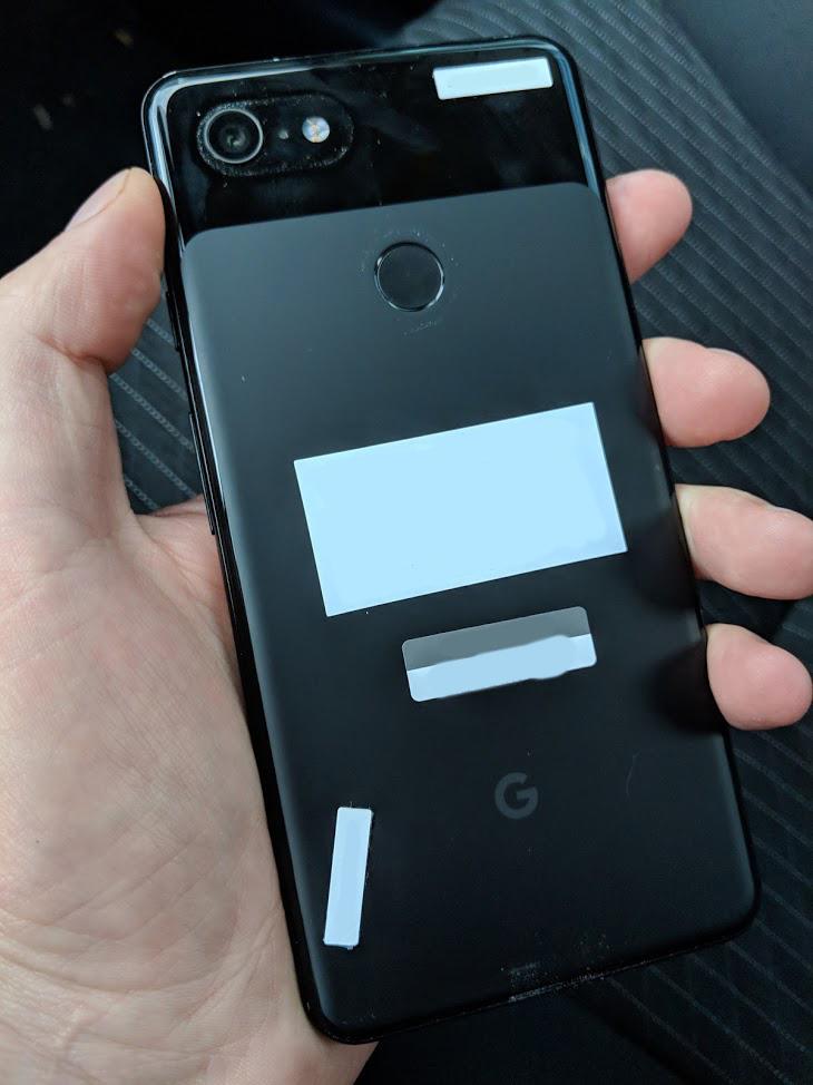 Pixel 3 XL Leak Lyft 3