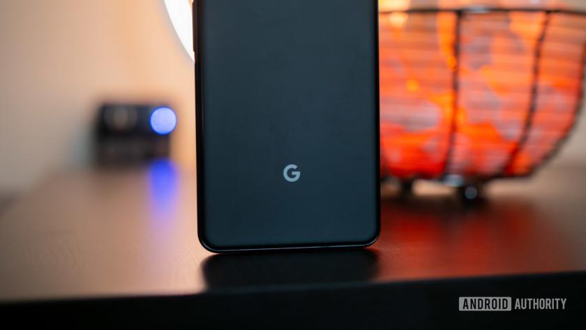 Google Pixel 5G phone