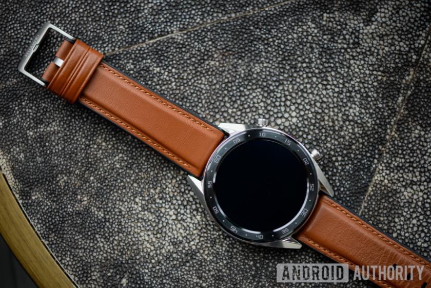 huawei watch GT turned off black screen