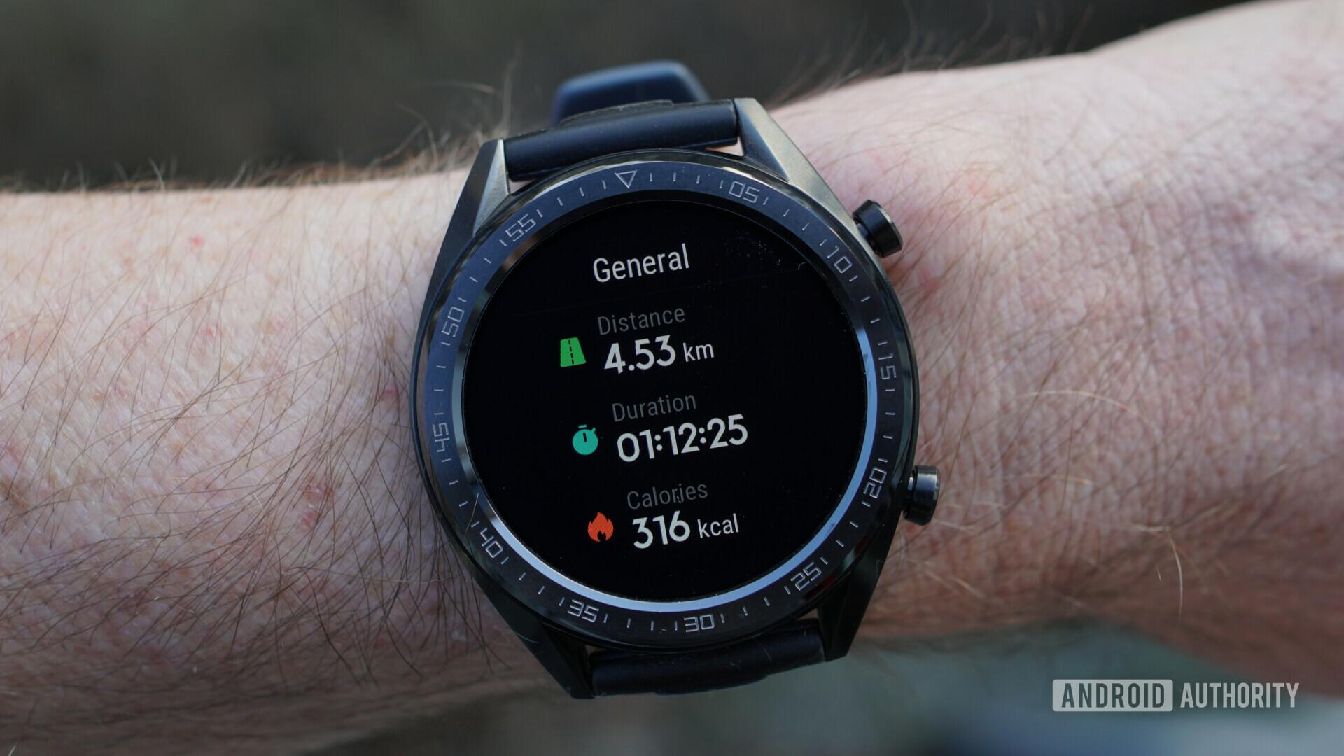 Huawei Watch GT general