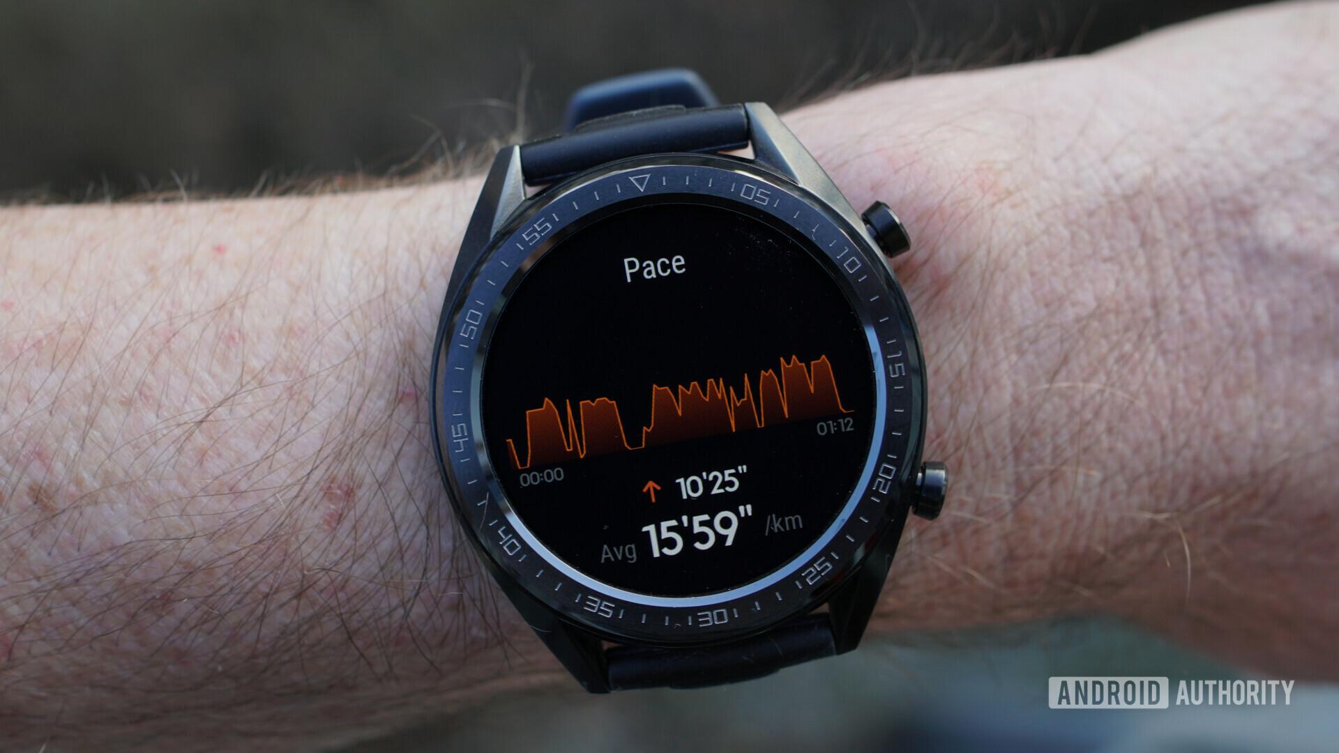 Huawei Watch GT pace
