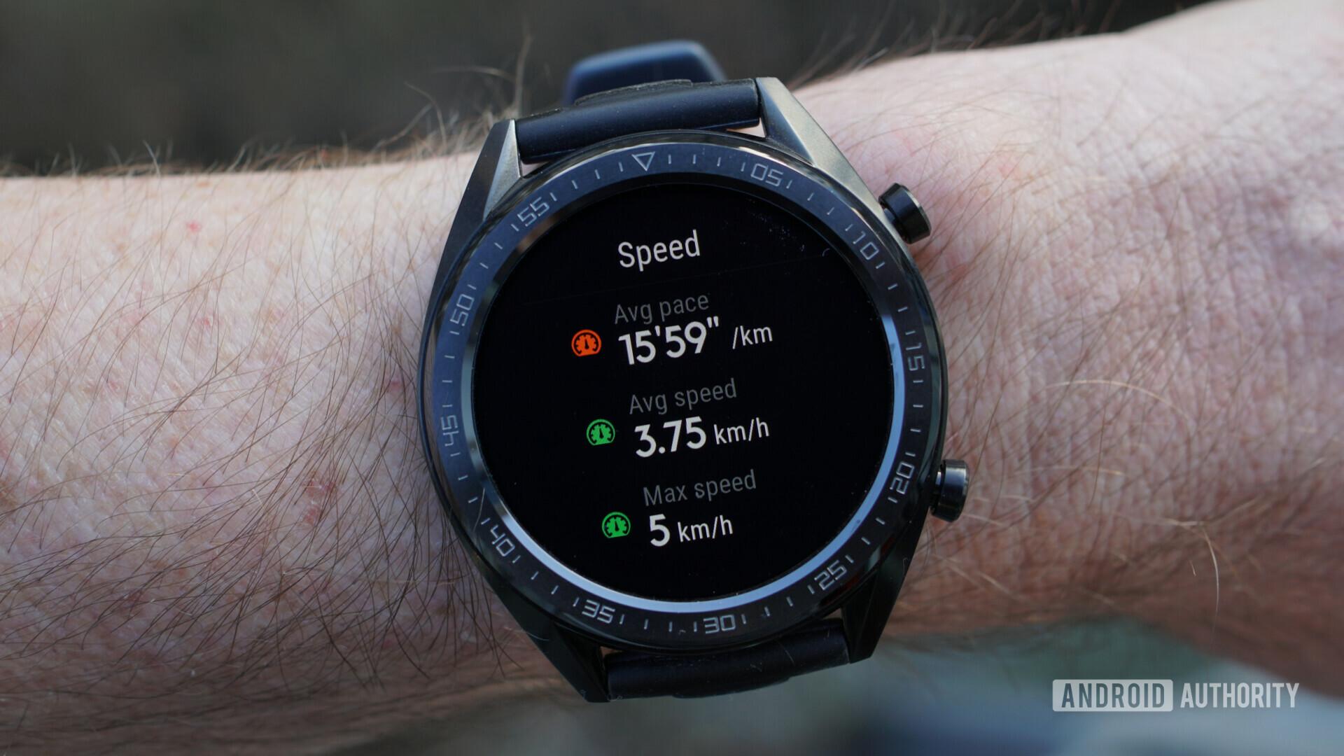 Huawei Watch GT speed