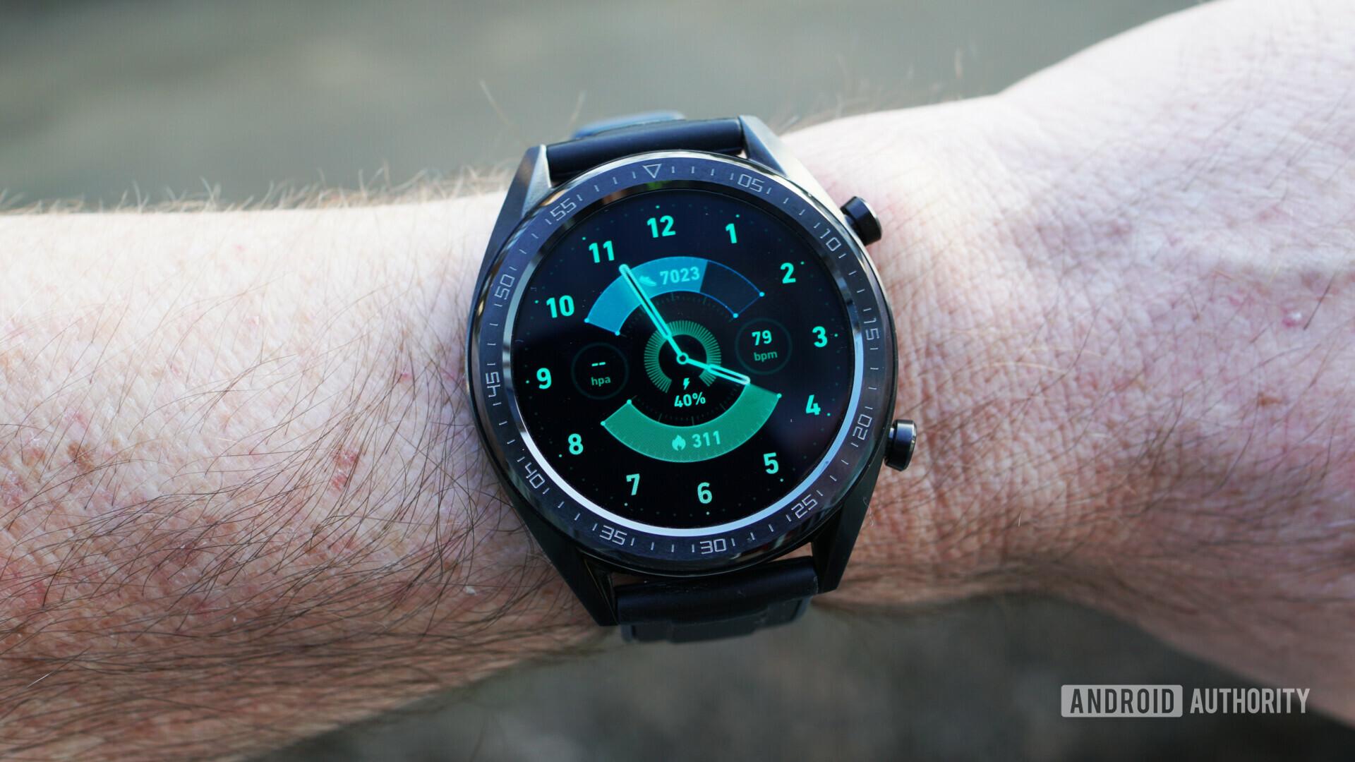 Huawei Watch GT watch face 3