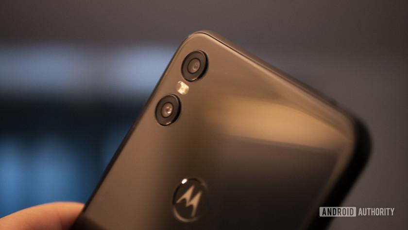 Motorola One Camera