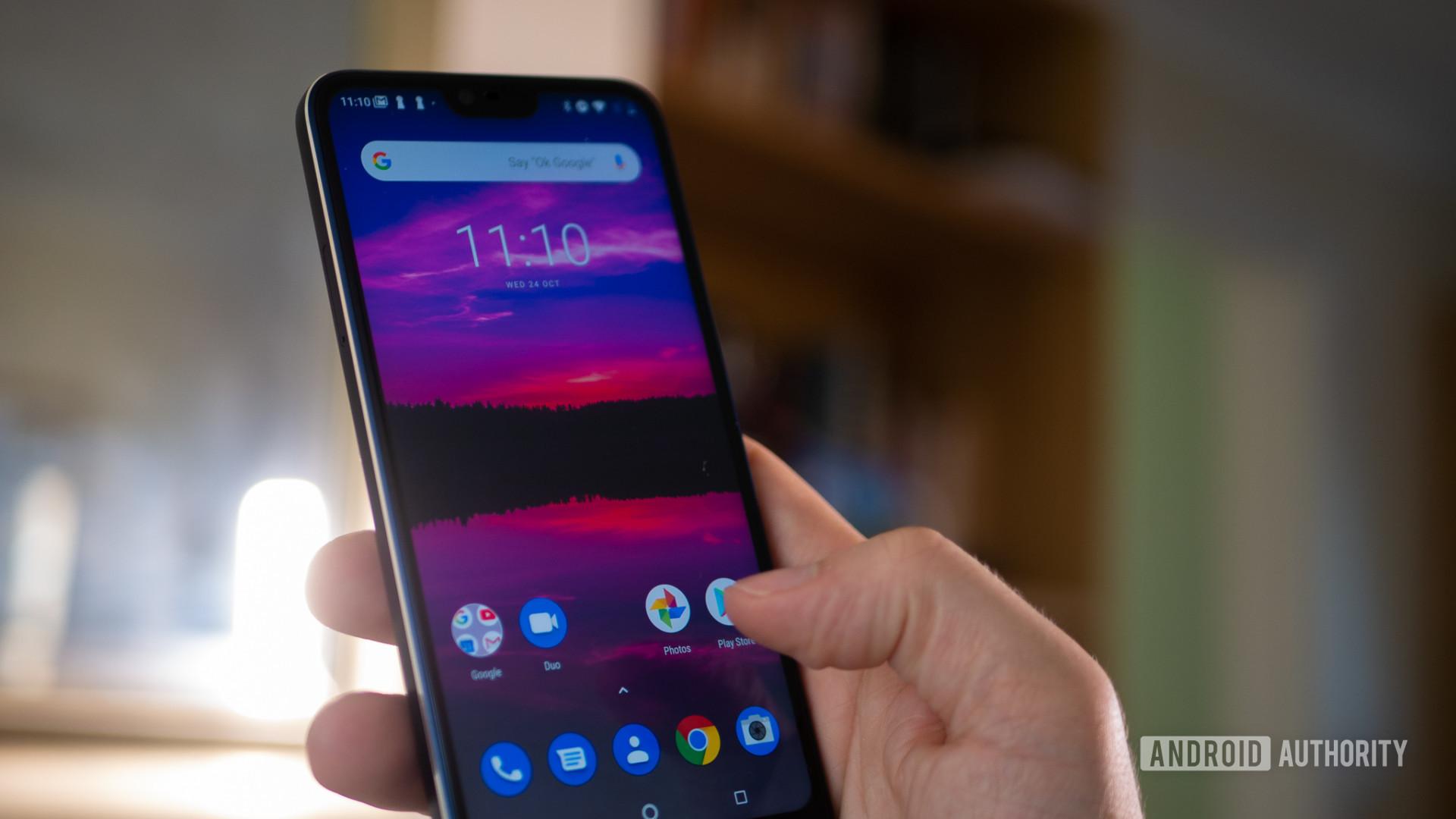 Nokia 7.1 Useage