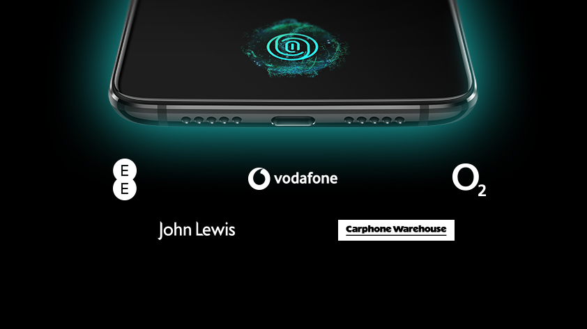 Details on the U.K. launch of the OnePlus 6T.