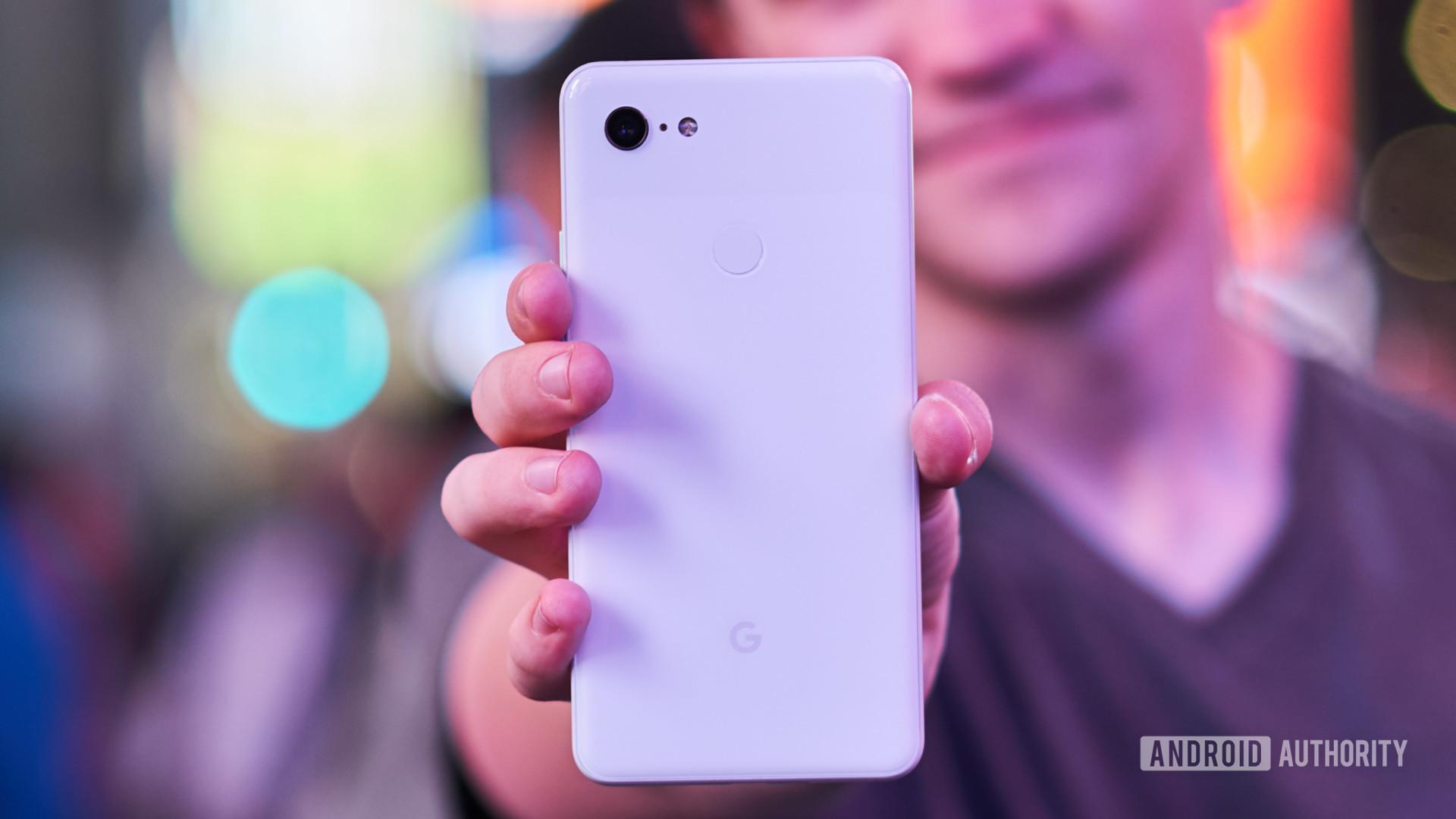 Pixel 3 XL hands on