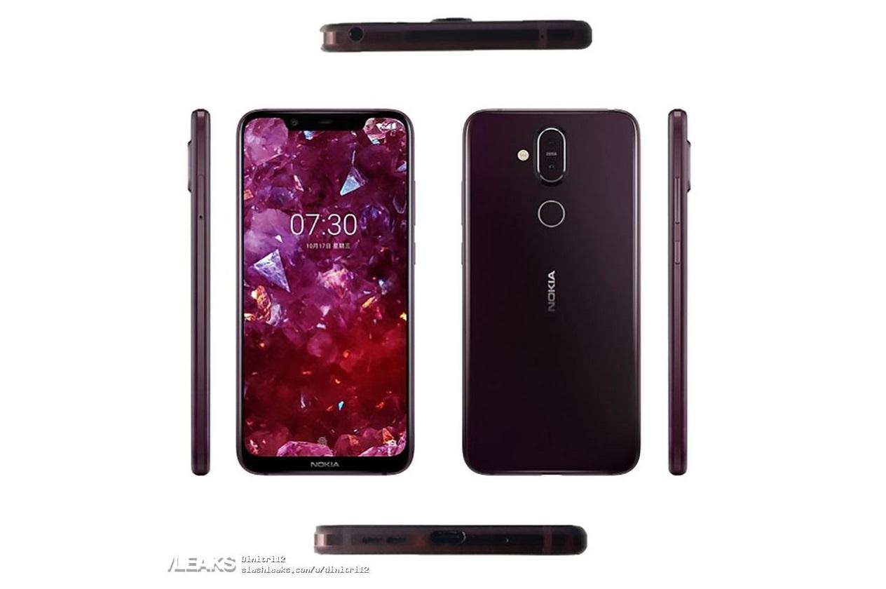 Nokia 7.1 Plus (Nokia X7) leak points to Snapdragon 710 chip, dual rear cameras