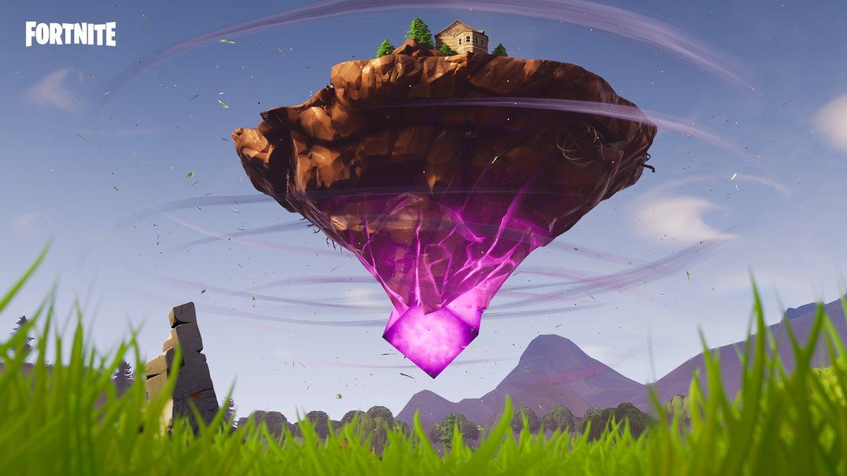 fortnite-season-6-floating-island-purple-cube