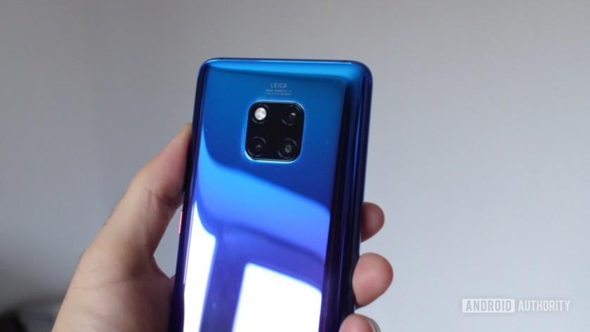Huawei has shipped 10 million Mate 20 series phones