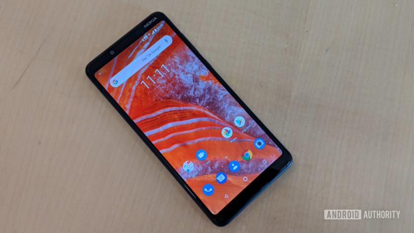 Nokia 3.1 Plus - best Nokia phones