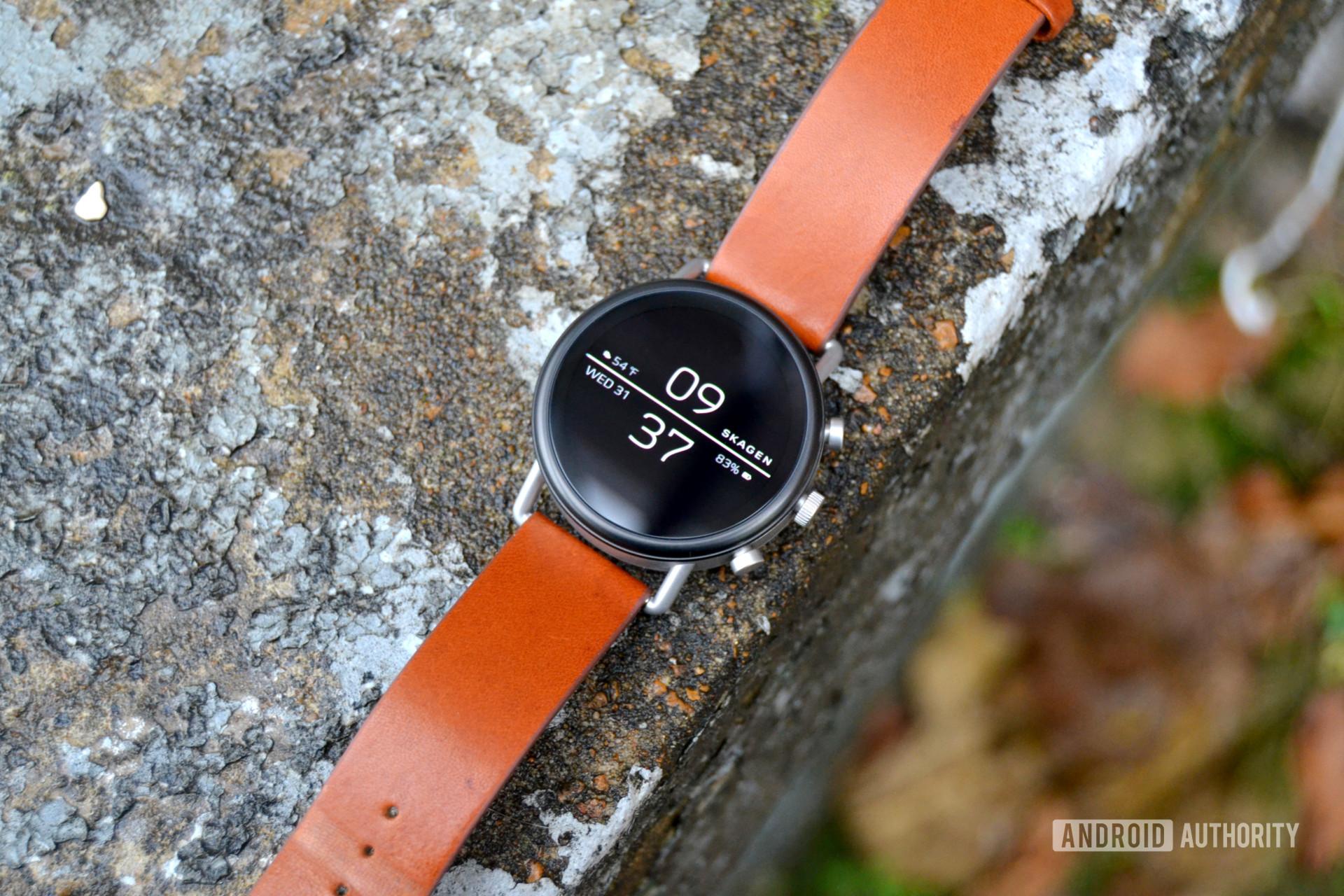 skagen falster 2 fashion smartwatch