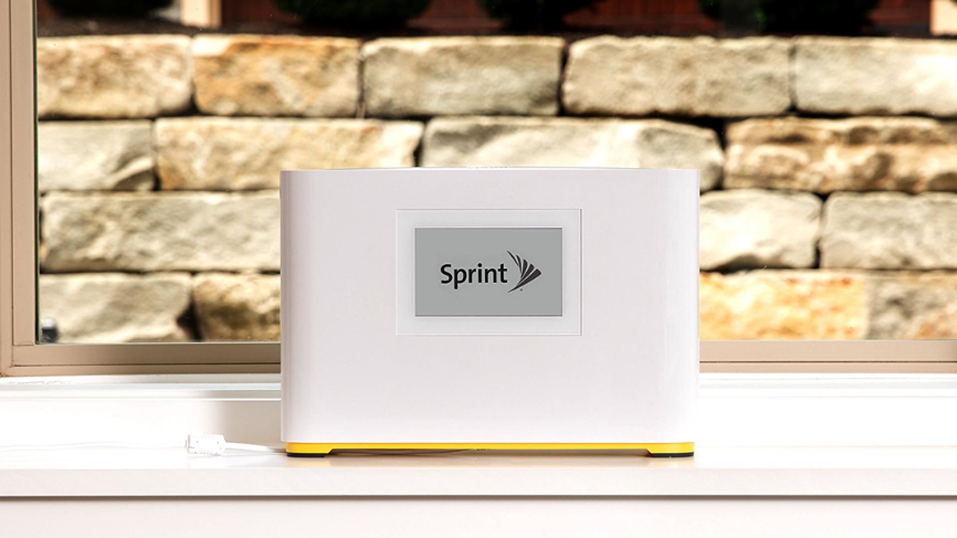 Sprint 5g box