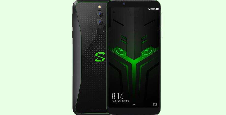 Image result for Xiaomi Black Shark Helo