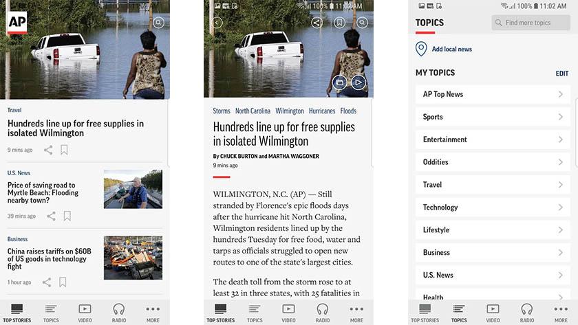 AP News - best news apps