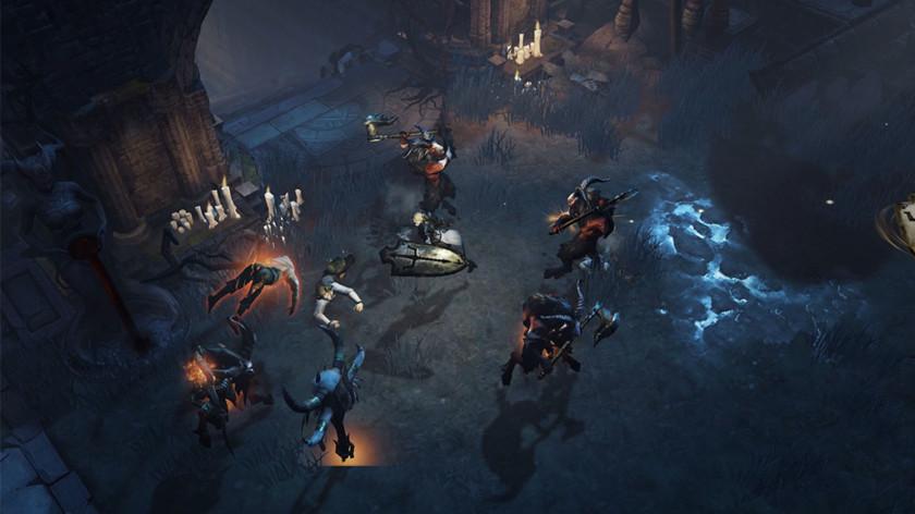 Diablo Immortals-gevechten