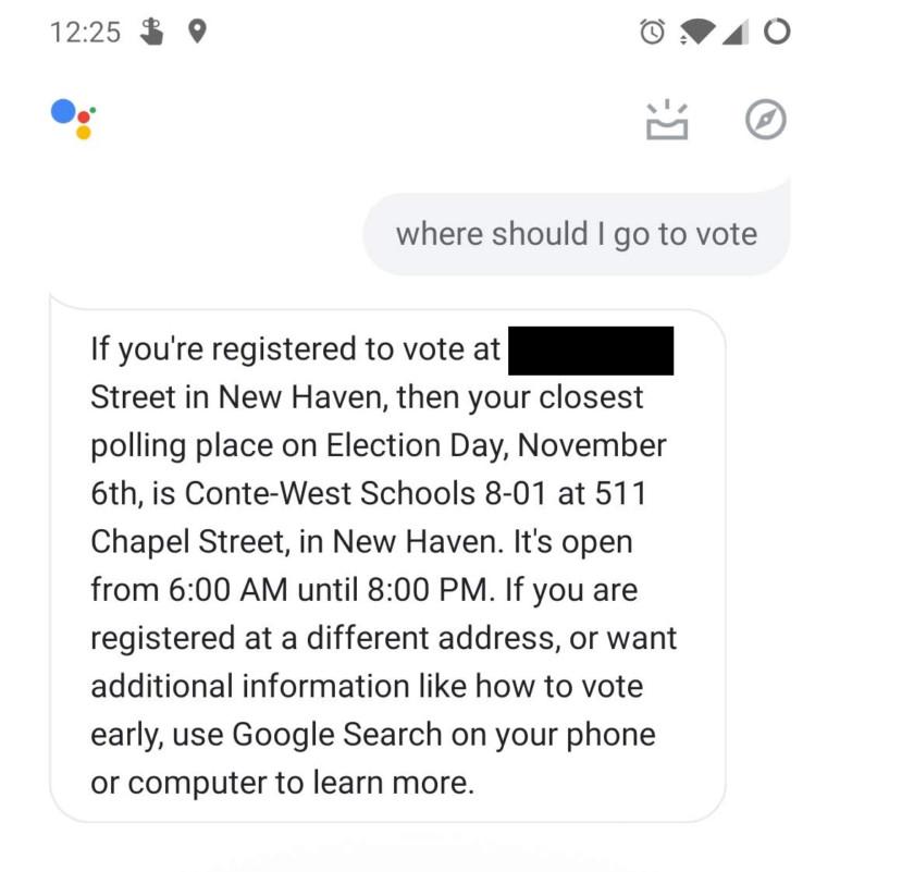 where do i go to vote