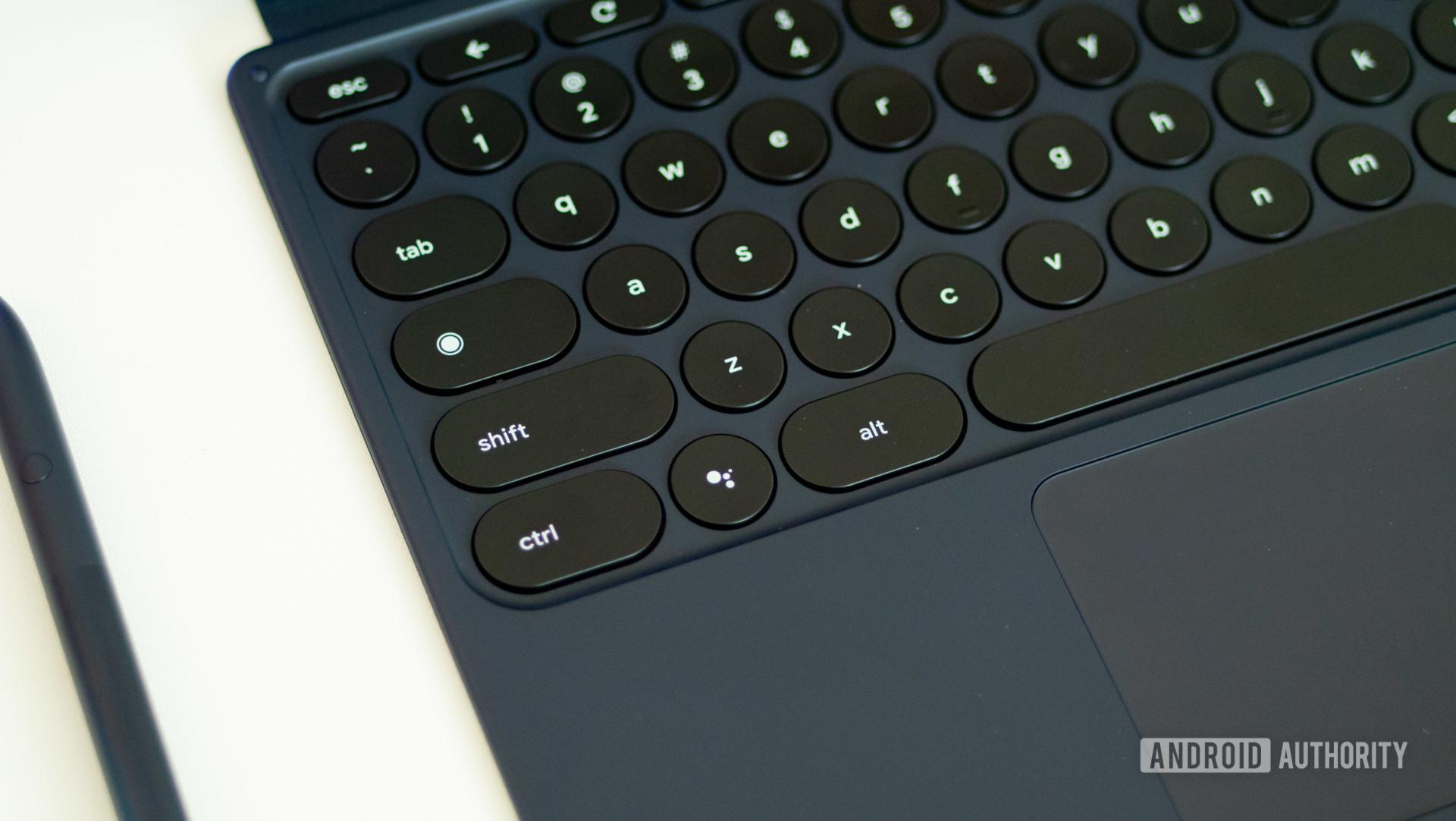 How to turn on Caps Lock on Chromebook.