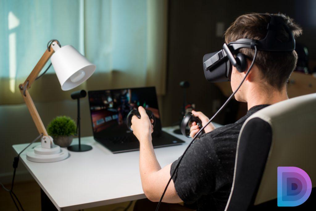 Oculus Rift - Ethernet vs Wi-Fi