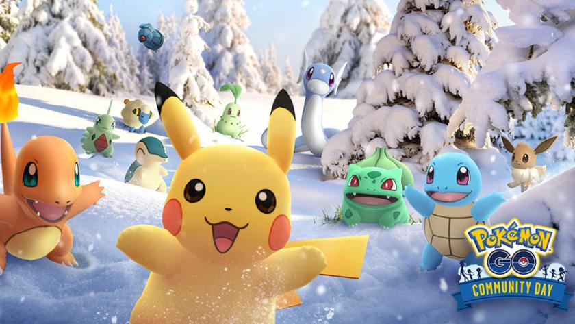 Pokémon Go's December Community Day