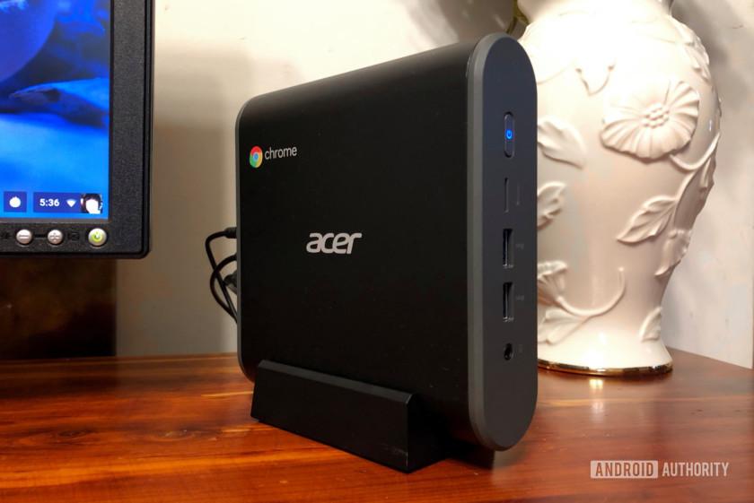Asus Chromebox CXI3