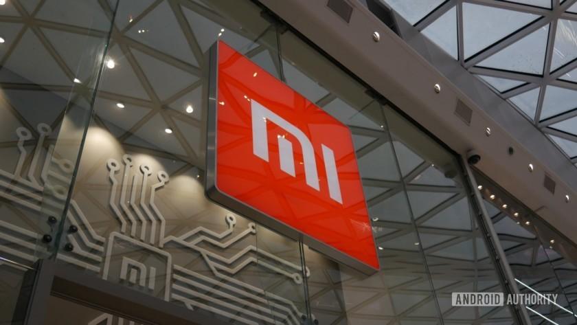 Xiaomi logo Mi Store UK