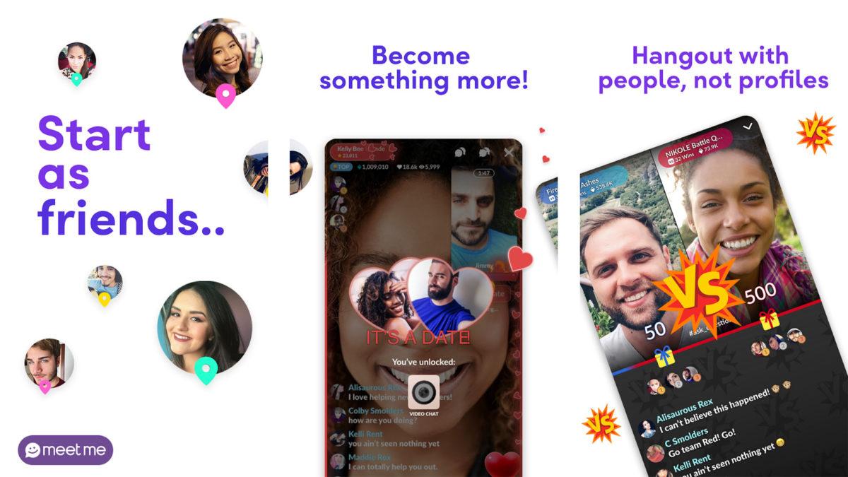 MeetMe screenshot 2020