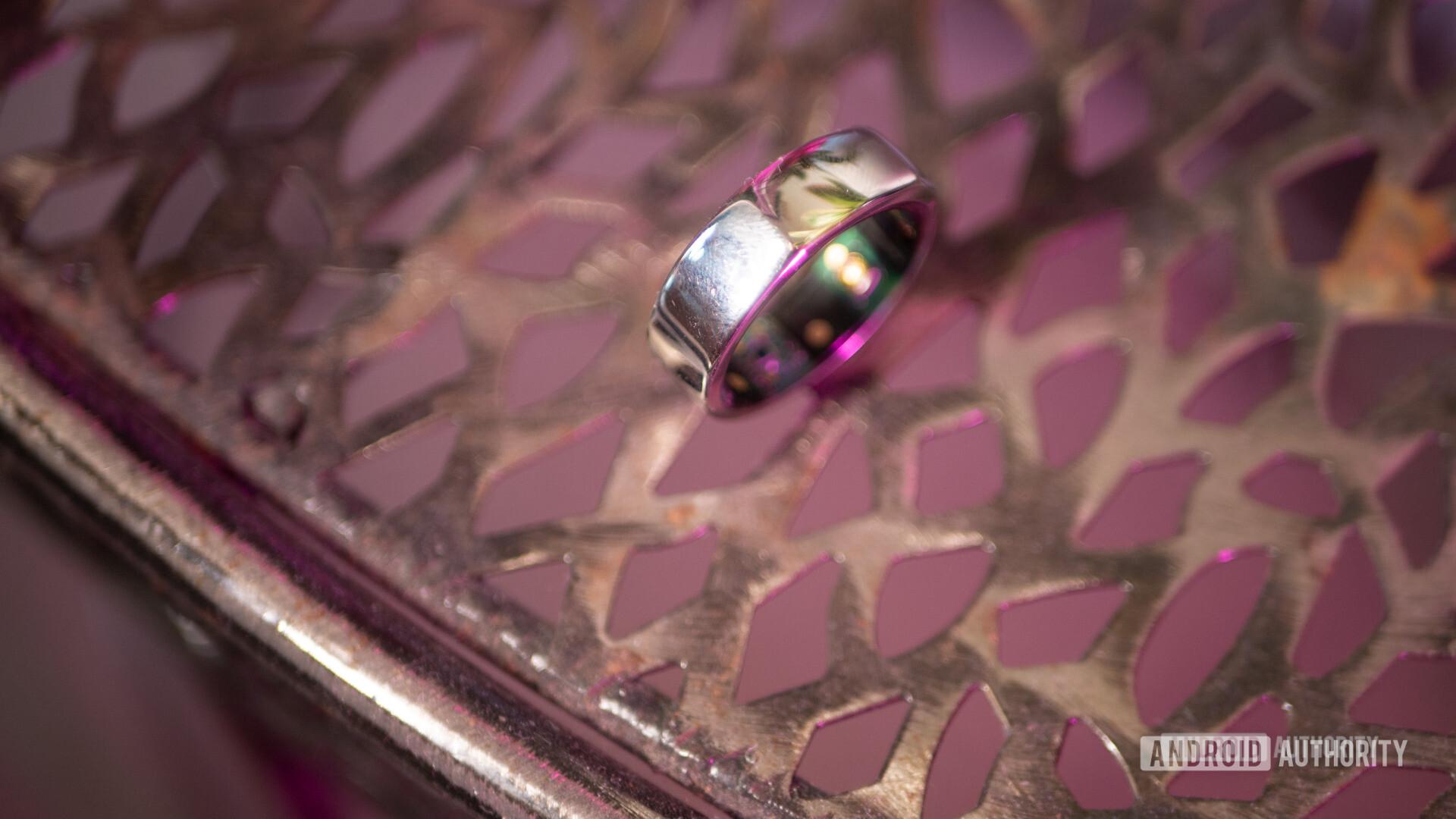 Oura Ring 2 Design