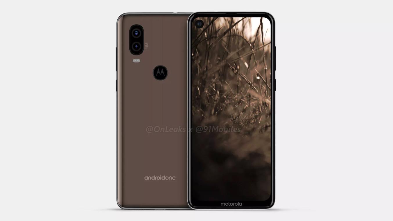 The Motorola P30 successor, apparently called the Motorola P40.