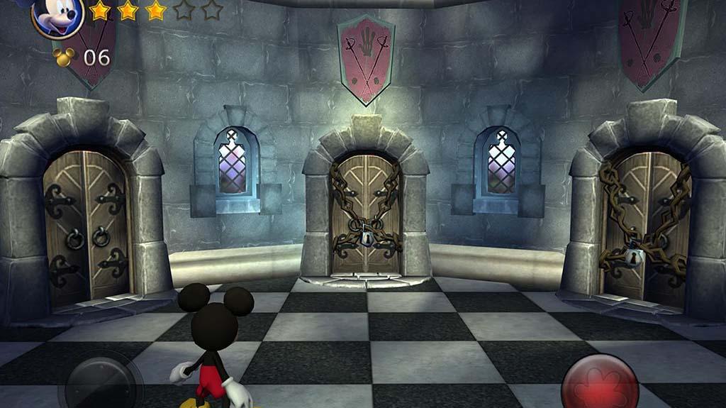 Castle of Illusion - best disney games