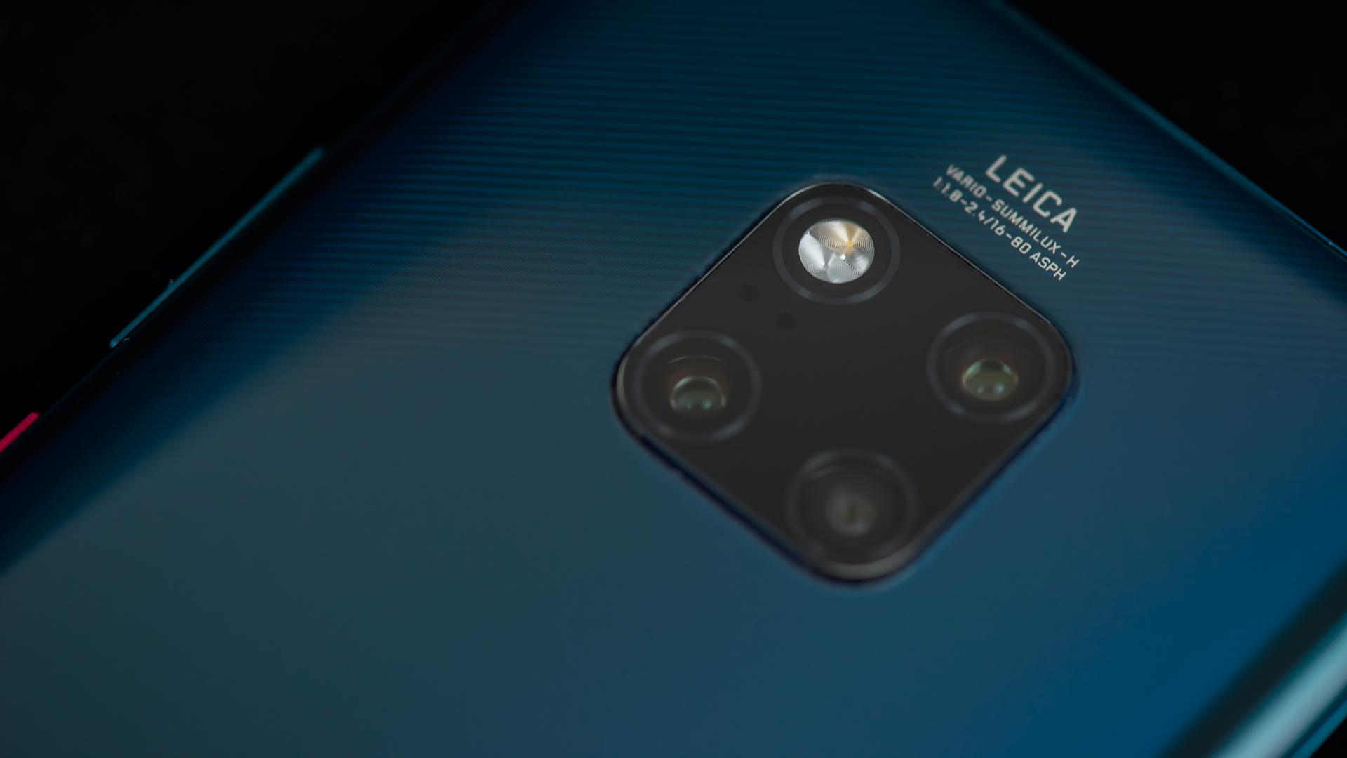 QnA VBage Huawei Mate 20 Pro camera review