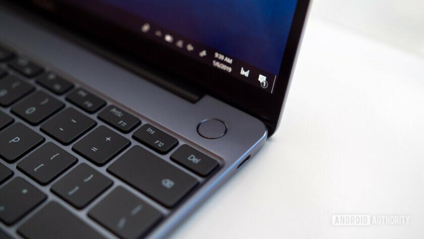 Huawei Matebook 13 Hands On
