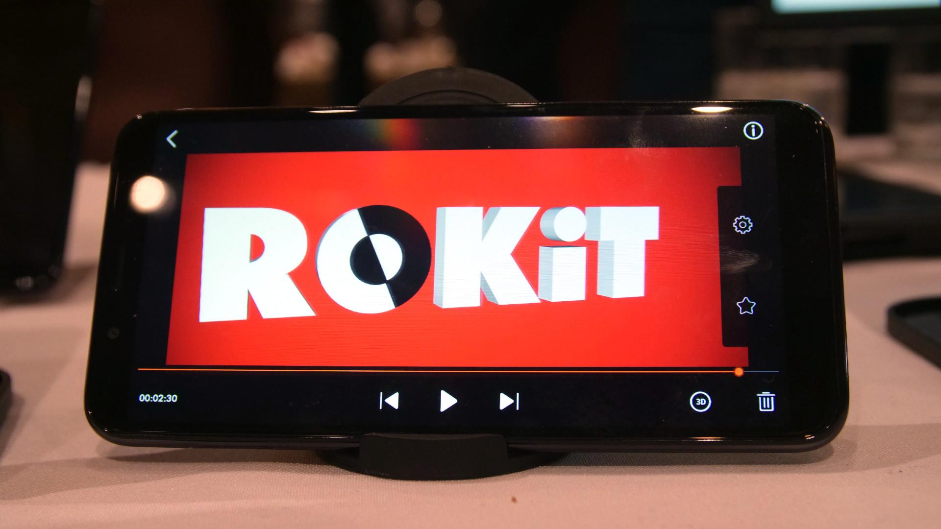 ROKit Screen