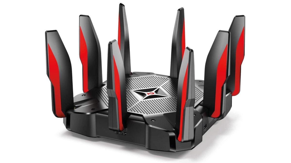 TP Link Archer C5400X best Wi Fi routers