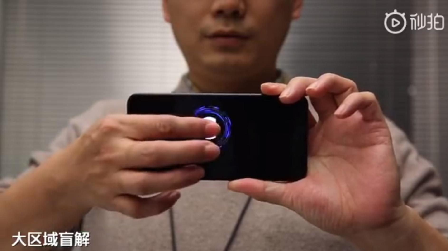Xiaomi's new in-display fingerprint sensor solves one big issue