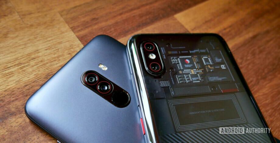 QnA VBage Xiaomi Mi 8 Pro vs Pocophone F1: Which is better value?