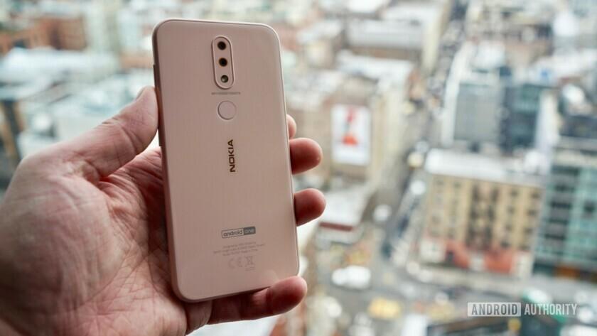 Nokia 4.2 - phones with NFC