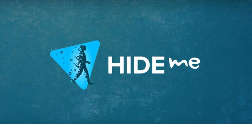free VPN Hide.me