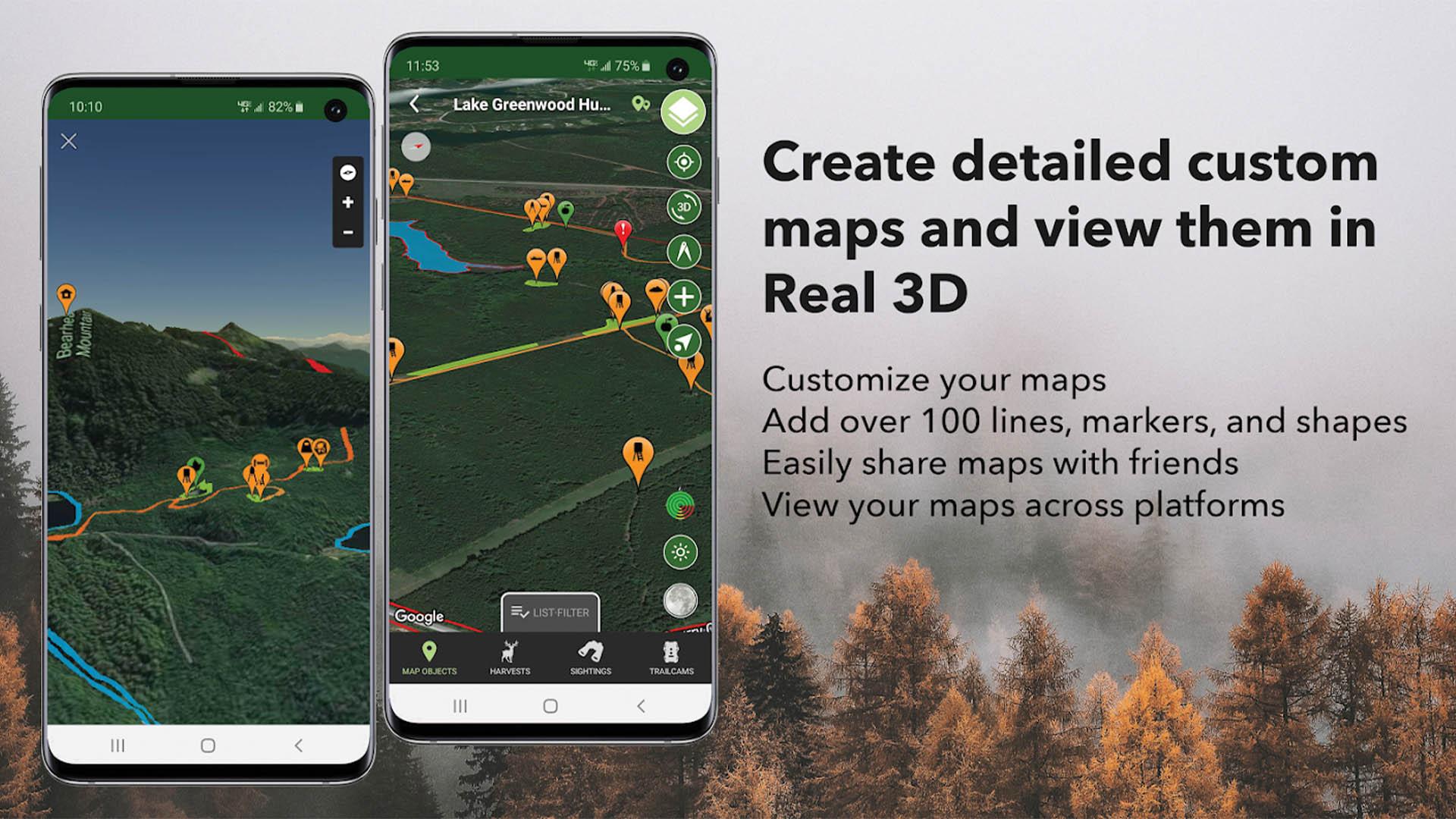 HuntStand screenshot 2020